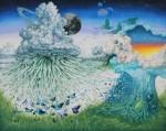 Kozue Oshima Paintwork3