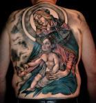 James 'Woody' Woodford Tattoo Artwork