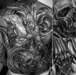 Terry Ribera Tattoo Artwork