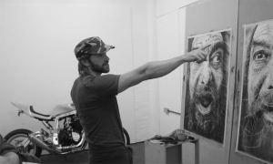 Douglas McDougall Drawing Artwork