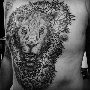 Gregorio Romero Marangoni Tattoo Artwork