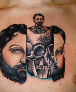 Pietro Sedda Tattoo Artwork