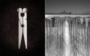 Thomas Barbey Photomontage