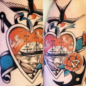 Stizzo Tattoo Artwork