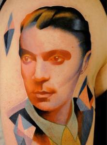 Marcin Aleksander Surowiec Tattoo Paintwork