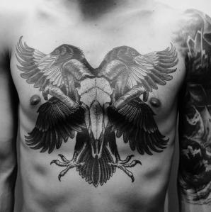 Rafael Delalande Tattoo Paintwork