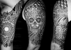 Colin Zumbro Tattoo Artwork