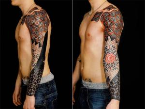 Gerhard Wiesbeck Tattoo Paintwork
