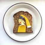 Ida Skivenes FoodArtwork