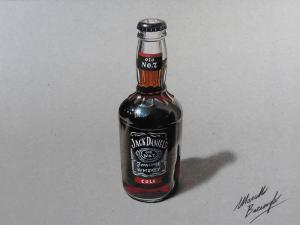 Marcello Barenghi Drawing Artwork